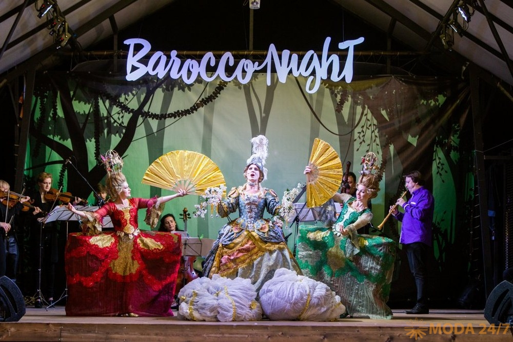 BAROCCO NIGHTS музыкальный фестиваль