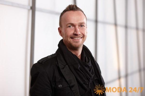 Кристиан Каш (Christian Kasch), международный директор проекта CPM. Модные марки в Москве