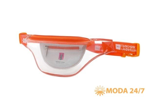 Оранжевая поясная сумка Rendez-Vous для Пикника «Афиши»