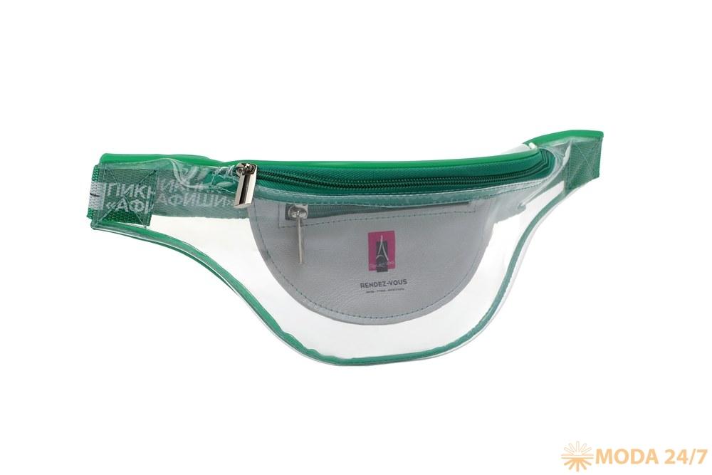 Зеленая поясная сумка Rendez-Vous для Пикника «Афиши»