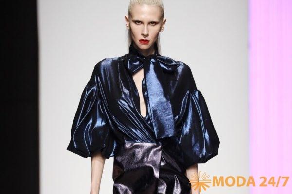 Модный Vogue Юлия Далакян осень-зима 2019/20 (FW-2019/20)