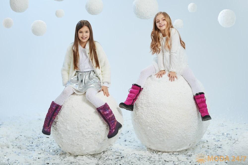 Модная коллекция обуви Скандиа осень-зима 2019/20 (FW-2019/20)