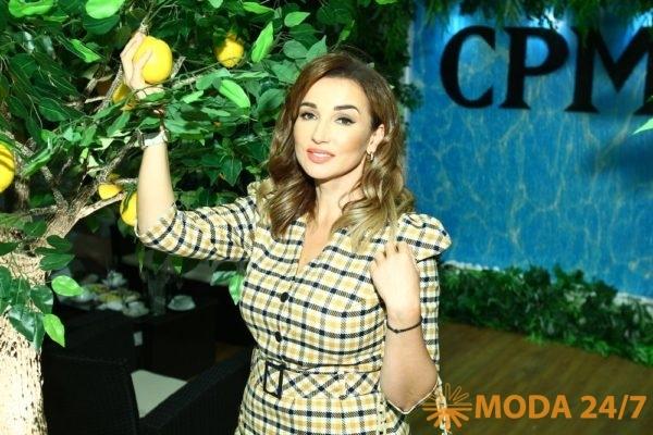 Модные гости выставки CPM. Анфиса Чехова