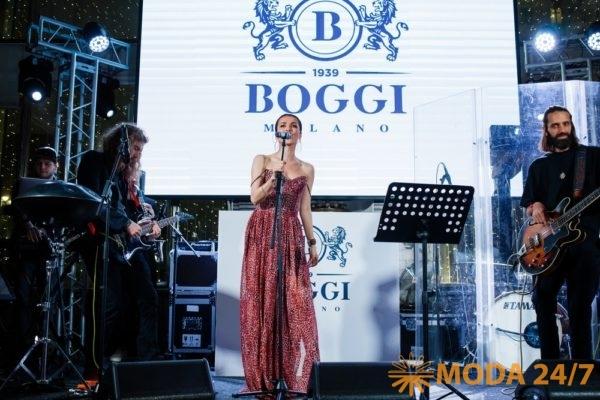 Boggi Milano в Москве. Сати Казанова