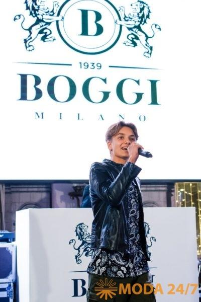 Boggi Milano в Москве. Александр Филин