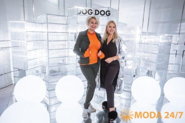 Татьяна Шахнес и Екатерина Одинцова
