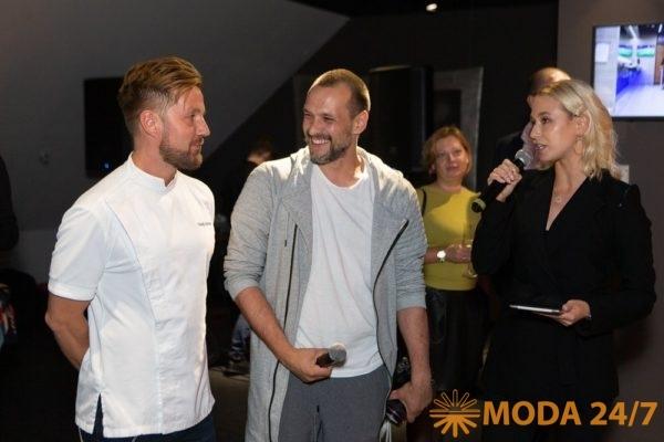 Виталий Истомин, Руслан Панов и Мария Матвеева