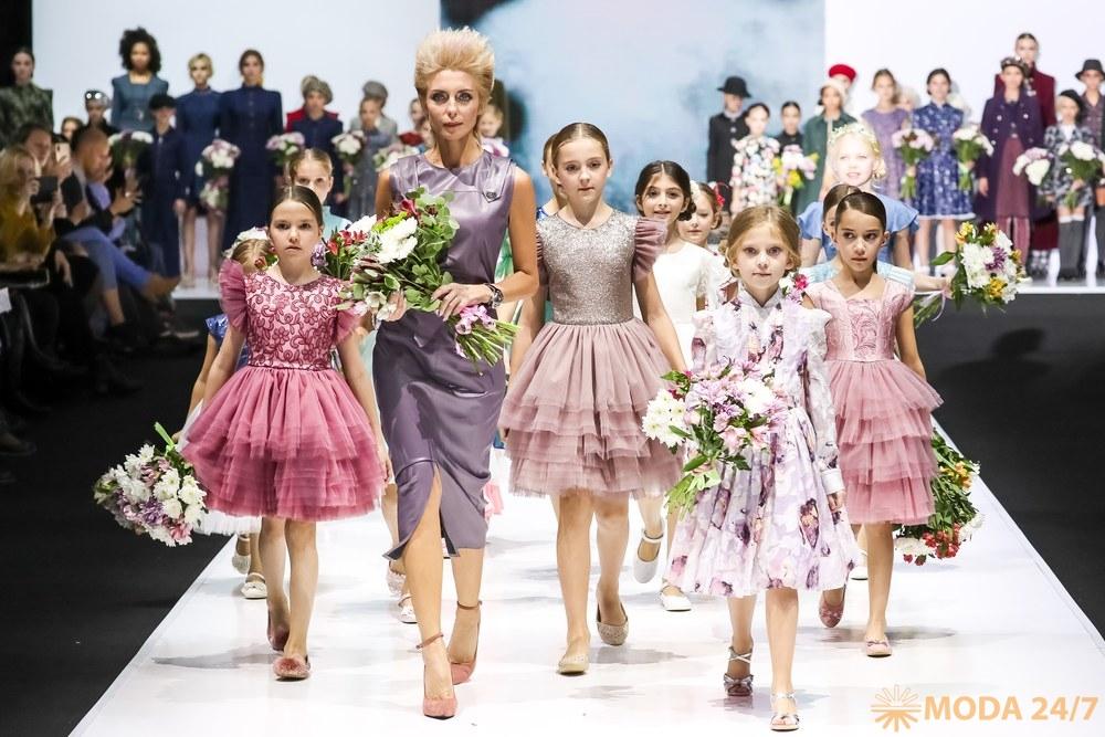 Alisia Fiori осень-зима 2019/20. Ирина Шарова