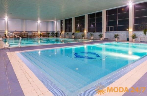 Aqua Rehabilitation – новая программа X-Fit