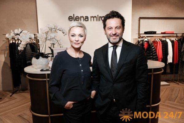 Бутику «Елена Миро» в Галерее Неглинная исполнился год