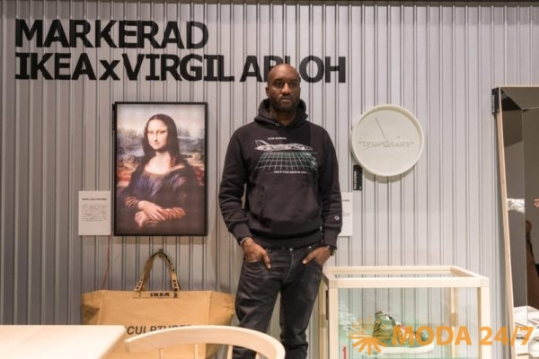 Вирджил Абло (Virgil Abloh)