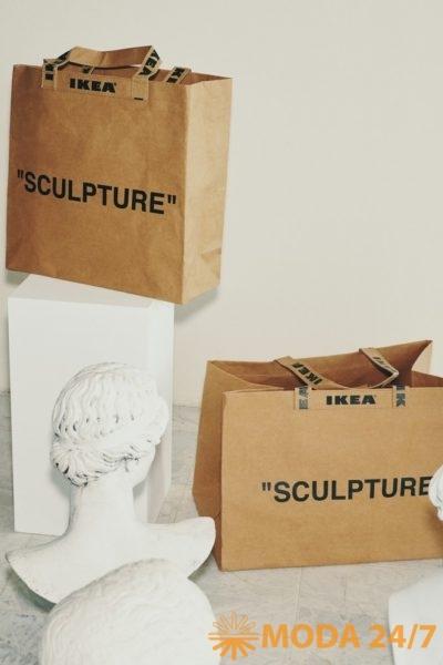 Выставка «МАРКЕРАД». Сумка Sculpture