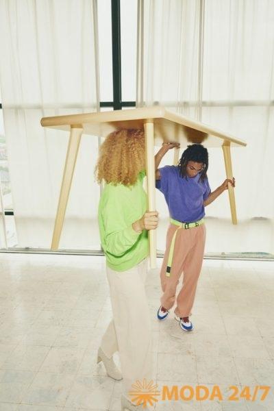 Выставка «МАРКЕРАД». Стол IKEA x Virgil Abloh – MARKERAD