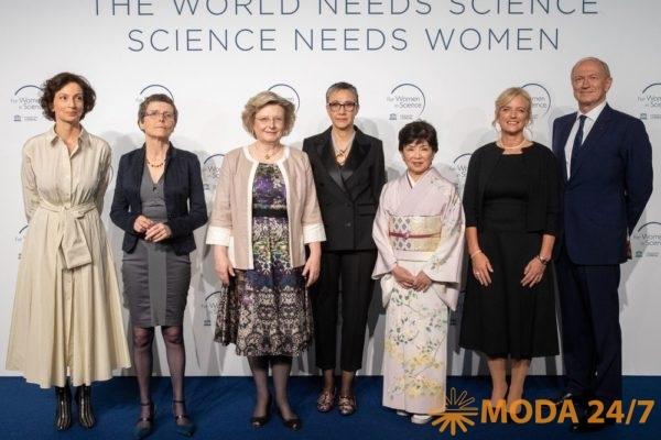 Международная премия «Для женщин в науке» фонда L'Oreal и UNESCO