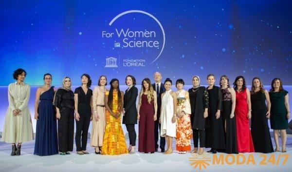 Международная премия «Для женщин в науке» фонда L'Oreal и UNESCO. Пятнадцать одаренных молодых женщин-ученых мира