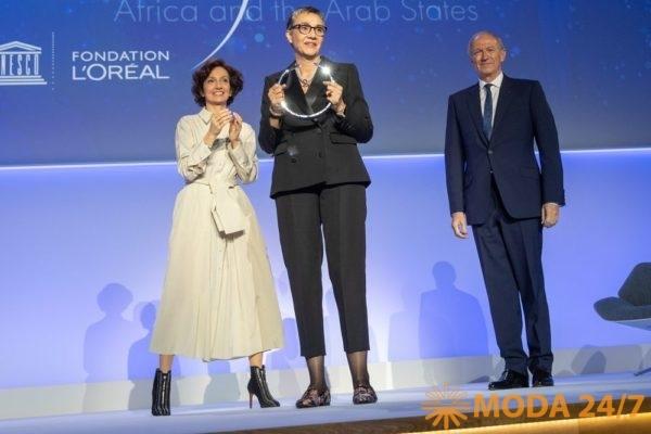 Международная премия «Для женщин в науке» фонда L'Oreal и UNESCO. Нажат Аун Салиба (Najat Aoun Saliba)