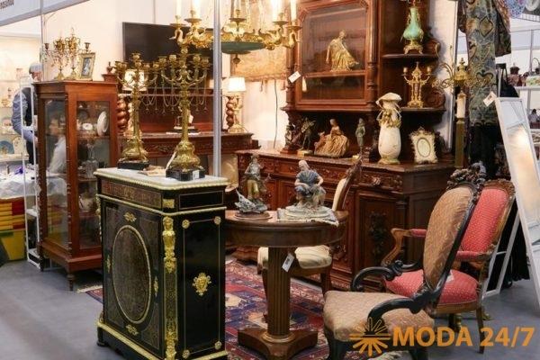 56-я выставка-ярмарка «Блошиный рынок»: «Путь Бонапарта от барахолки до барахолки»
