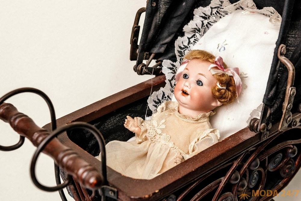 Царская ёлка: куклы и игрушки