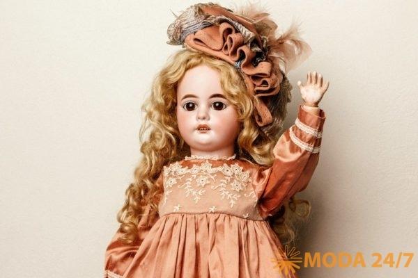 Царская ёлка: куклы и игрушки. Проект «Воссоздание коллекции кукол и игрушек детей императорской семьи»