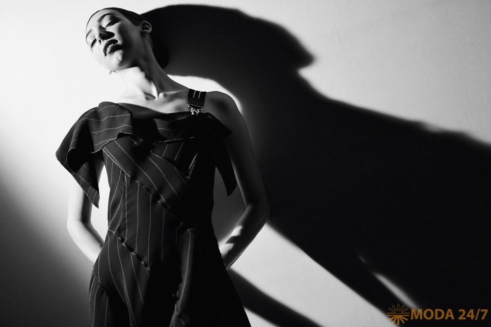 Ана Туразашвили. русский балет и интеллектуальная одежда