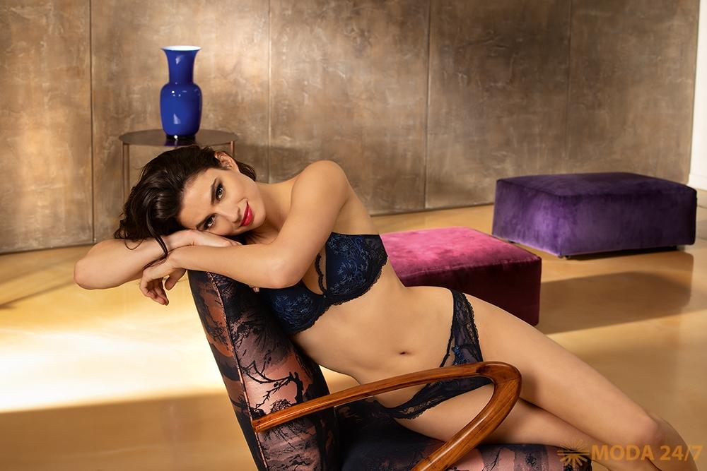 Lise Charmel: роскошное белье богемного Парижа