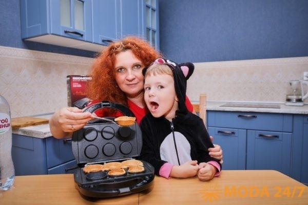 Елена Кожушко, автор книг по детскому питанию, кулинарный эксперт и журналист @elkozhushko(в девичестве Истомина)