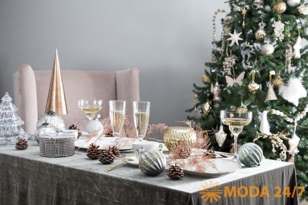 Обыкновенное новогоднее чудо: как украсить Новогодний стол