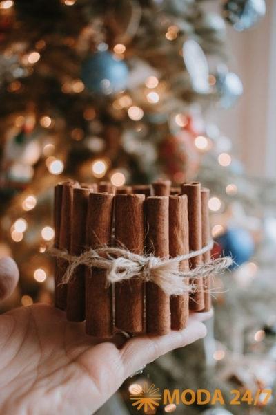 Обыкновенное новогоднее чудо: как украсить Новогодний стол. darievna