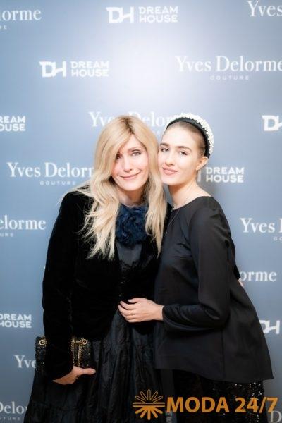 Дизайнер Нина Соколова с дочерью Александрой