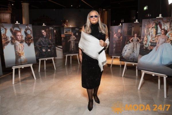 Татьяна Михалкова и календарь «Русский Силуэт» 2020: «Редкий экземпляр»
