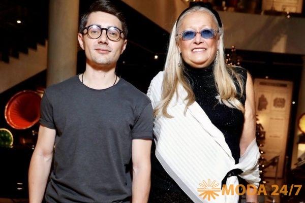 Александр Мультиков и Татьяна Михалкова