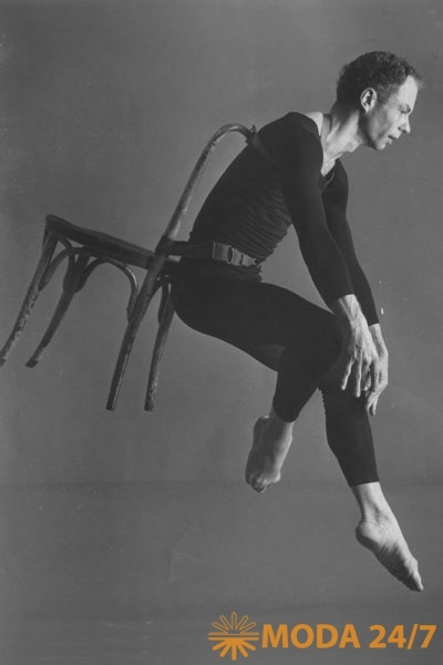 Мерс Каннингем (Merce Cunningham), «Antic Meet»