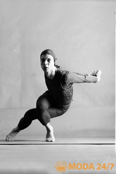 Мерс Каннингем (Merce Cunningham), «Changeling»
