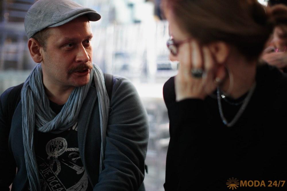 Илья Тихонов и Анна Лебсак-Клейманс