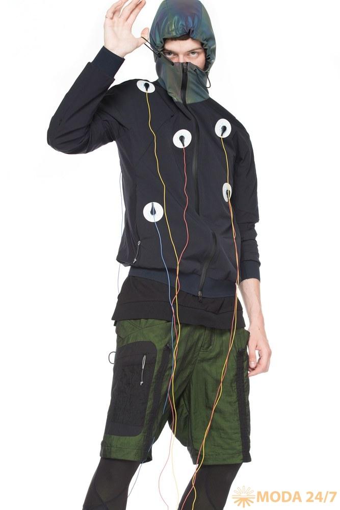 Эластичная куртка NM02/16 APEX и шорты Rm104/15 ARGON