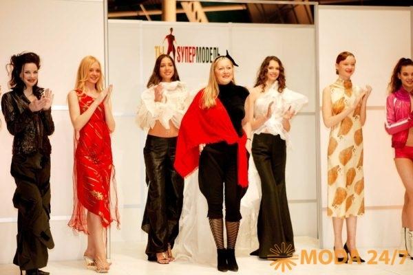 Татьяна Михалкова на конкурсе «Ты — супермодель». Татьяна Михалкова: Мы хотели соединить Европу и Азию