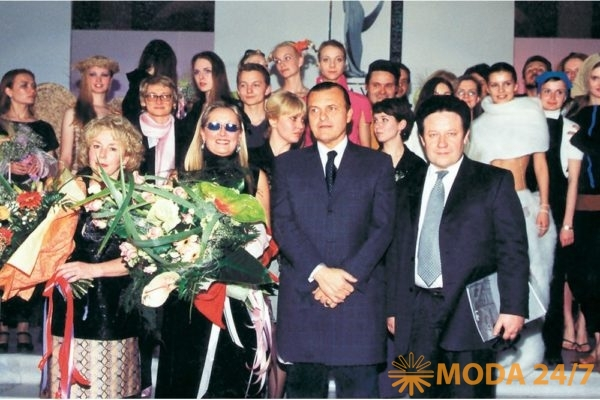 Татьяна Михалкова, Жан-Шарль де Кастельбажак и Александр Митрошенков