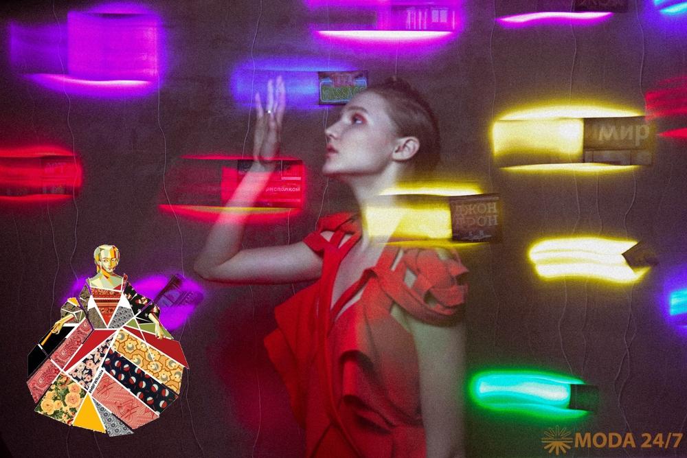 Трансляция Mercedes-Benz Fashion Week Russia #stayhomeinfashion