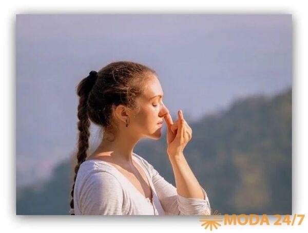 Вдох и выдох разными ноздрями. Упражнения для легких после COVID-19