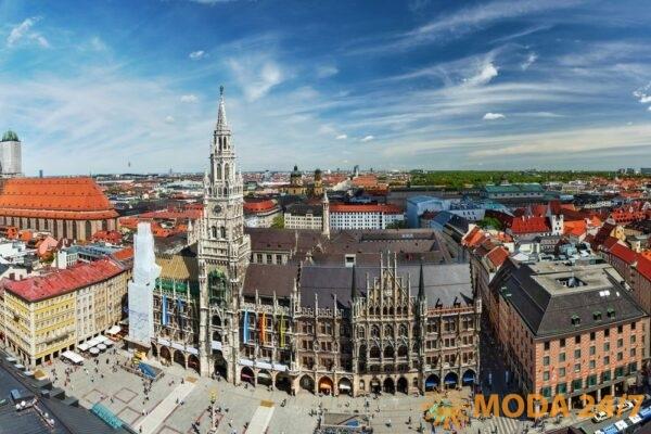 Воображаемое путешествие по Германии: что смотреть в Германии