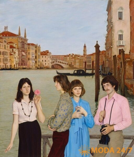Венеция. 1983 (Фёдорова Т.) Холст, масло. Государственная Третьяковская галерея