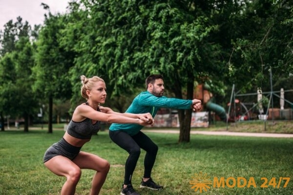 Семь программ тренировок X-Fit на свежем воздухе