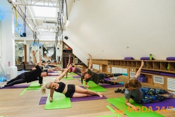 Перезагрузка с X-Fit и Beautific: тренировка Body & Mind