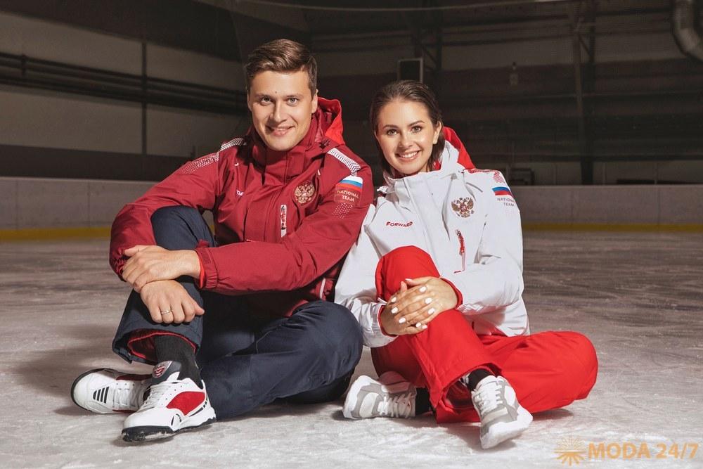 Forward FW-2020/21 (осень-зима 2020/21). Александр Энберт и Наталья Забияко