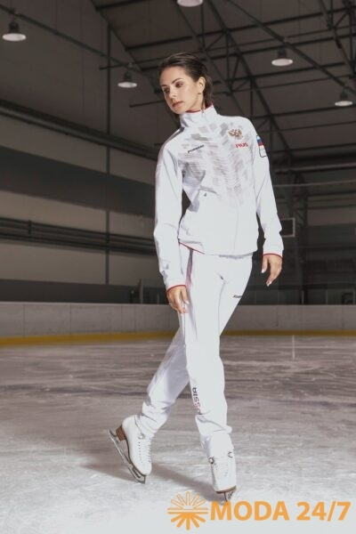 Forward FW-2020/21 (осень-зима 2020/21). Заслуженный мастер спорта России Наталья Забияко