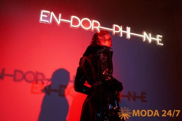 ENDORPHINE – спектакль с глянцевой обложкой