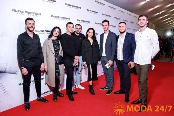 Гости премьеры «Кольская сверхглубокая»