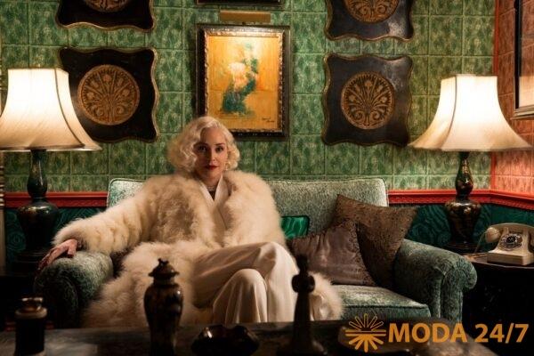 Шэрон Стоун (Lenore Osgood), кадр из сериала Ratched