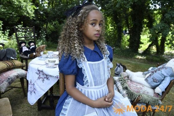 Алиса (Кира Чанса): кадр из фильма. ©Maginot Line, LLC 2020