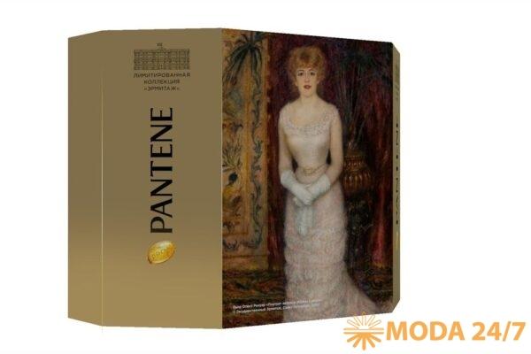 Подарочный набор Pantene «Густые и Крепкие» – Пьер Огюст Ренуар, «Портрет актрисы Жанны Самари», 1877